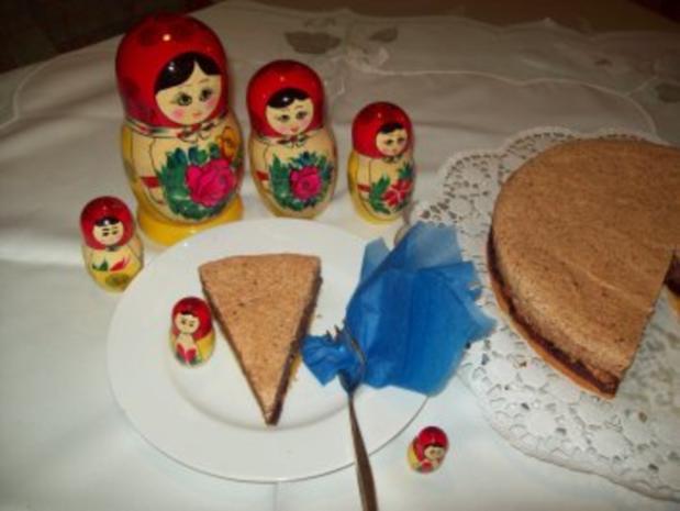 Russischer Kuchen - Rezept - Bild Nr. 5