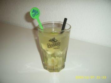 Heißer Caipirinha - Rezept