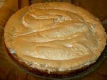 Torte  -  Baiser-Torte - Rezept