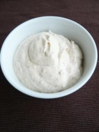 Amaretti-Quark-Mousse - Rezept