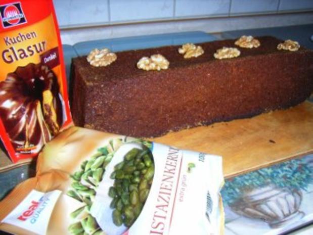Kuchen: Nuss-Apfel-Kiste - Rezept - Bild Nr. 6