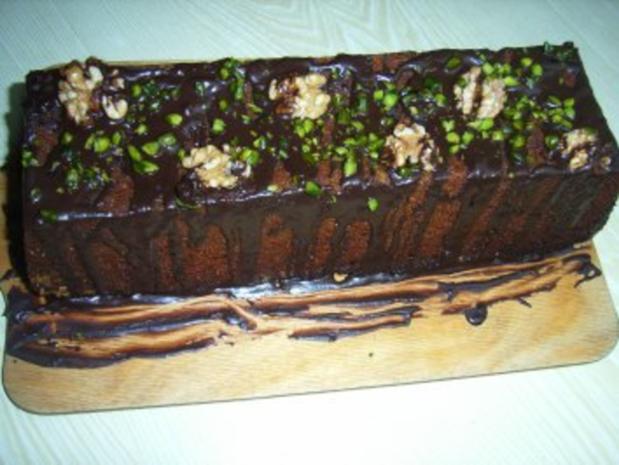 Kuchen: Nuss-Apfel-Kiste - Rezept - Bild Nr. 7