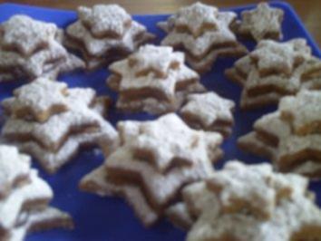 Terassen kekse rezept