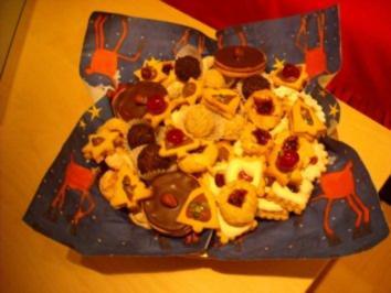 Weihnachtsbäckerei - Rezept