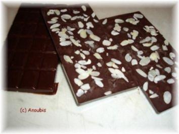 Rezept: Nascherei - Schokolade Tropic