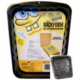 SPongeBob SCHWAMMKOPF Kuchen - Rezept