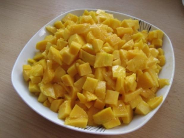 Fruchtiger Mango Schmand Kuchen Rezept Kochbar De