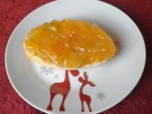 Exotische Weihnachtskonfitüre - Rezept