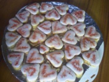 Plätzchen: Pistazien-Kekse - Rezept