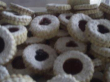Plätzchen: Spitzbuben, etwas anders - Rezept