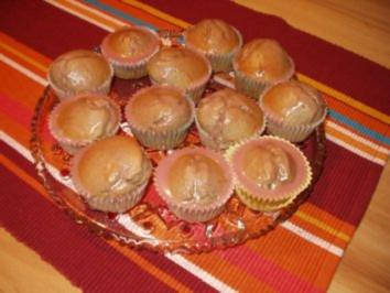 Rezept: Glühwein - Muffins