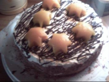 Torten: Mascarpone-Torte - 3 Variationen - Rezept