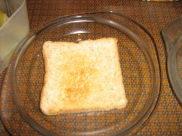 Hackmedaillion Toast - Rezept - Bild Nr. 3