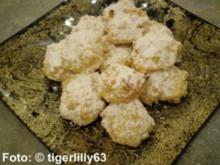 Weihnachten: Beschwipste Grießplätzchen - Rezept
