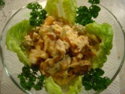 Eier-Thunfisch-Salat - Rezept