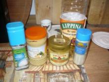 Senf - Honig Dressing - Rezept