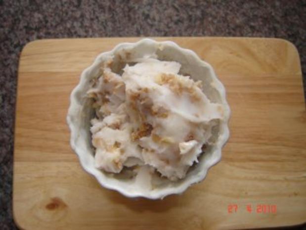 Aufstriche : Apfel-Zwiebel-Schmalz - Rezept