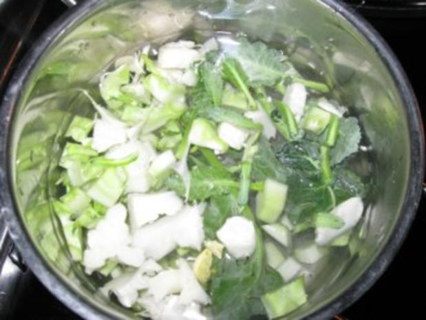 Blumenkohl-Broccoli-Auflauf - Rezept - Bild Nr. 3