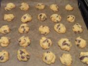 Plätzchen: Knusper-Cookies - Rezept