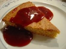 Weihnachts-Auflauf mit Rotweinsauce.... heiß serviert - Rezept