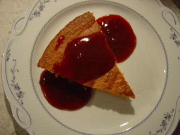 Rotweinsauce zum Weinachts-Auflauf - Rezept - Bild Nr. 2