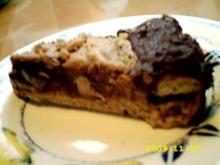 Jelinsky's Peanutbutter-chocolat-pie - Rezept