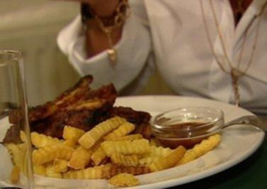 Rezept: Spareribs mit Barbecuedip