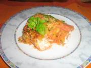 Cannelloni mit Lachs-Ricotta-Füllung - Rezept