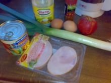 Lauch-Mais-Salat - Rezept