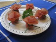 Zarte Schinken-Säckchen - Rezept