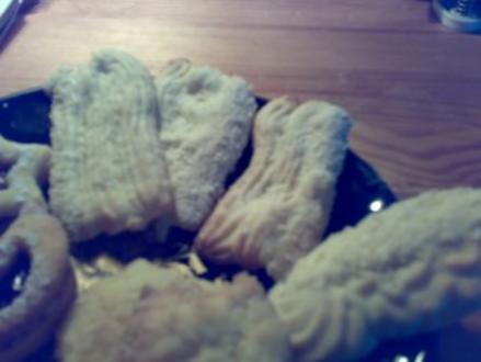 Plätzchen: Kokos-Spritzgebäck - Rezept