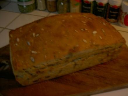 3-Minuten-Dinkel-Brot - Rezept - Bild Nr. 2