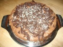 Mousse-Torte - Rezept