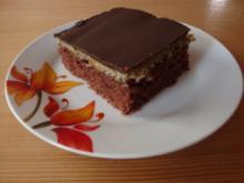 Grieß-Schoko-Blechkuchen - Rezept