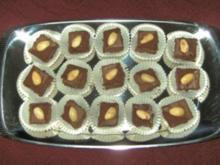 Schokoladenwürfel - Rezept