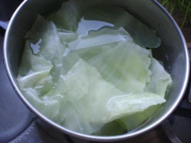 Kohlrouladen - Rezept - Bild Nr. 3