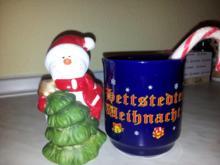 Weißer Weihnachtspunsch - Rezept