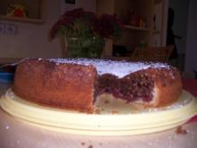 Schwiegermutter-Kuchen - Rezept