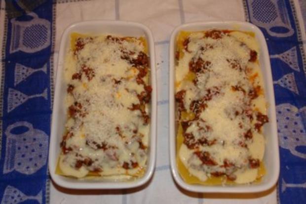 Lasagne - Rezept - Bild Nr. 2