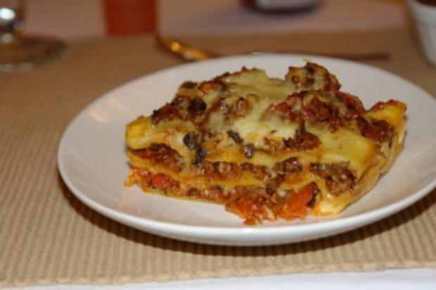 Lasagne - Rezept - Bild Nr. 3