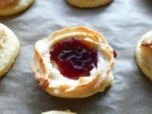 Kekse - Marzipanringe - Rezept