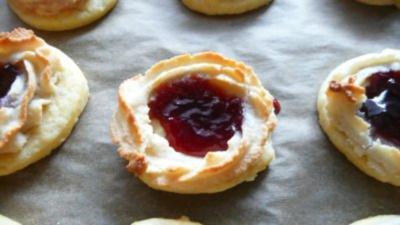 Kekse rezept marmelade