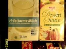 Heißgetränk: Milchmädchenflirt - Rezept