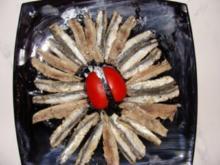 Fisch : -Marinierte Sardinen - Anchovis-Sardellen- - Rezept