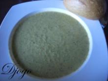 Broccoli Suppe - Rezept