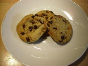 Chocolate Chip - Rezept