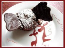 Weihnachts-Muffins - Rezept