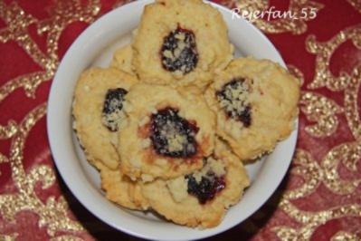 Streusel - Cookies - Rezept