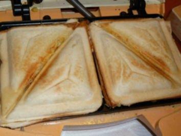 Sandwich - Rezept