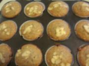 Kirsch-Mandel-Muffins - Rezept
